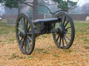 Civil-War-Cannon