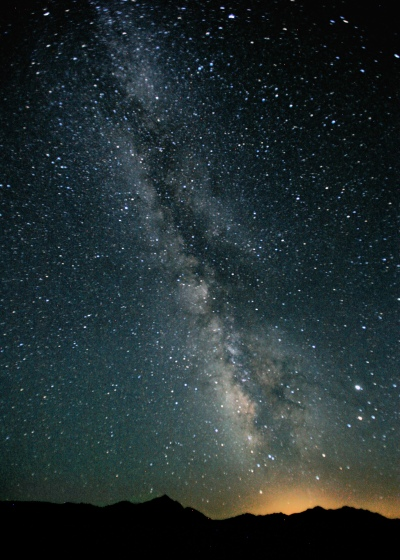 Milky Way from Black Rock Desert, NV -  wikipedia