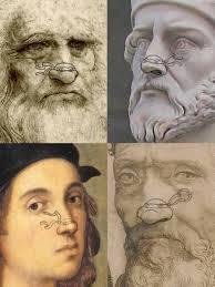 Leonardo, Donatello, Raphael, Michelangelo
