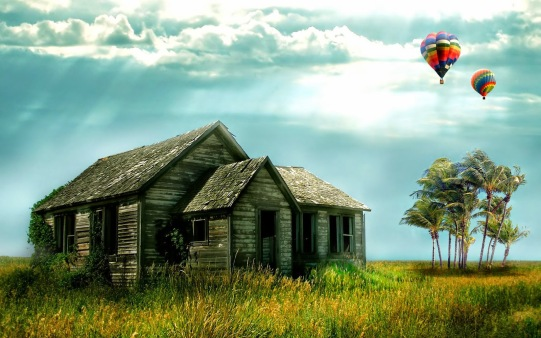 3d_landscape cottage