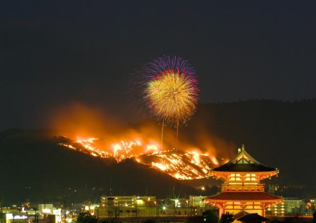 https://commons.wikimedia.org/wiki/File:090124_wakakusa_yamayaki.jpg